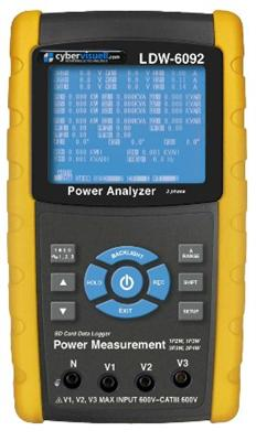 CyberVisuell Power Analyser